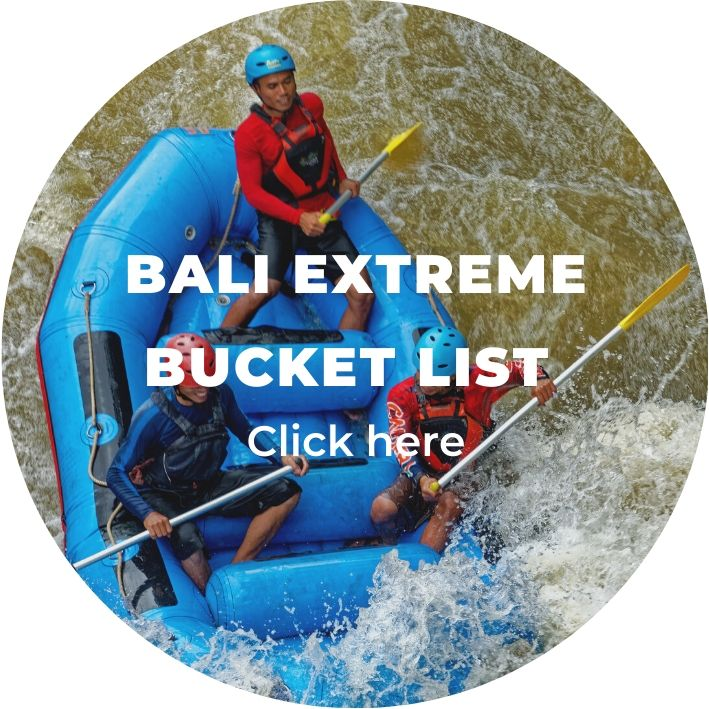 bali white water rafting with kraze travel