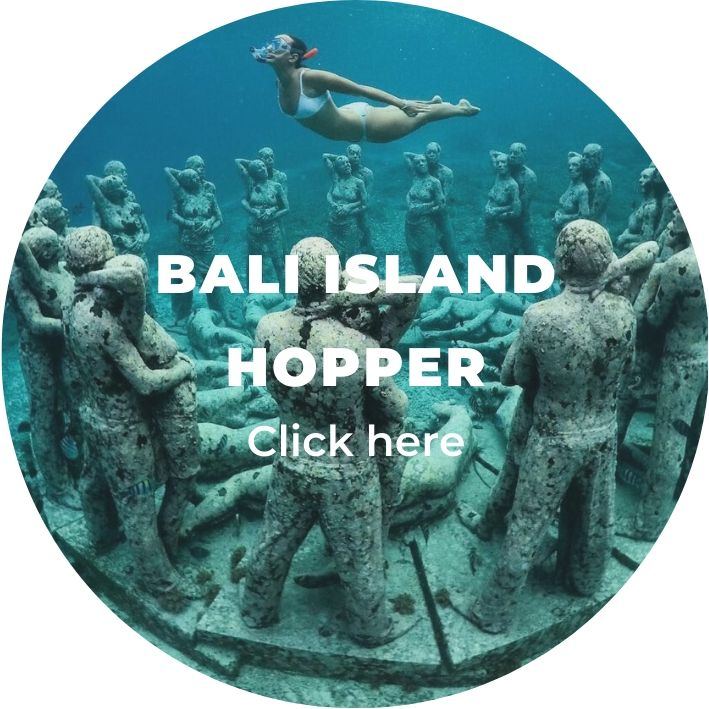 Bali island hopper with group tours