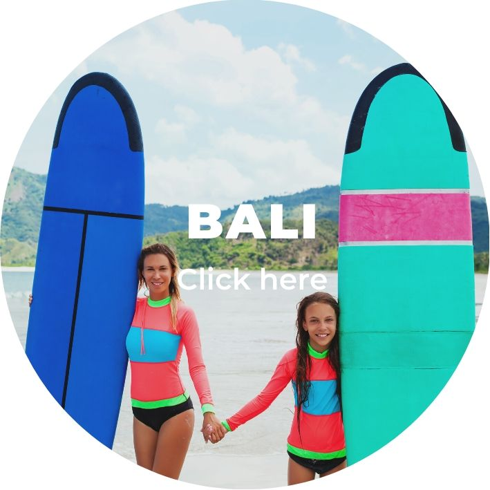 Bali with children