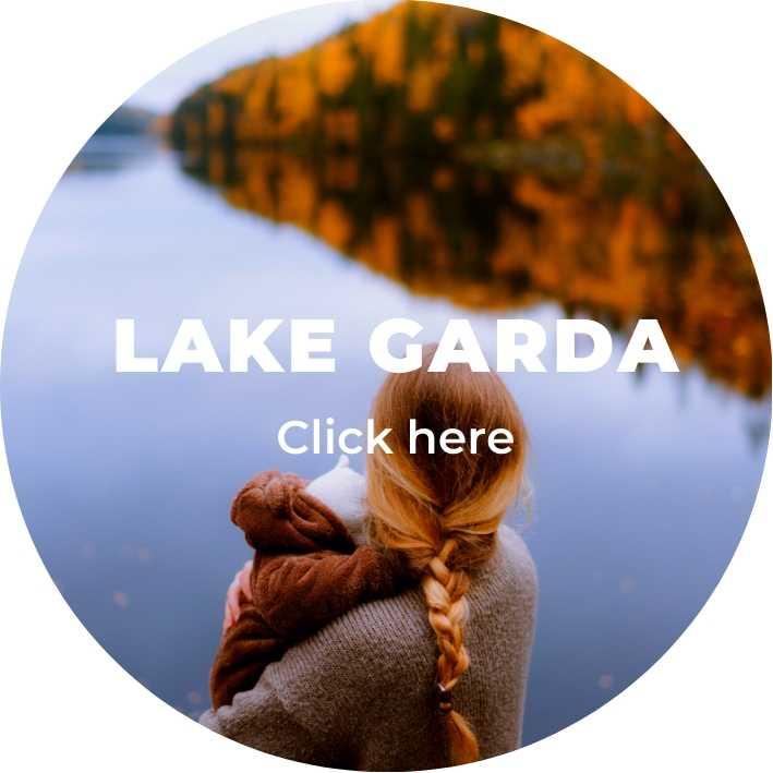 Lake Garda tour with babies