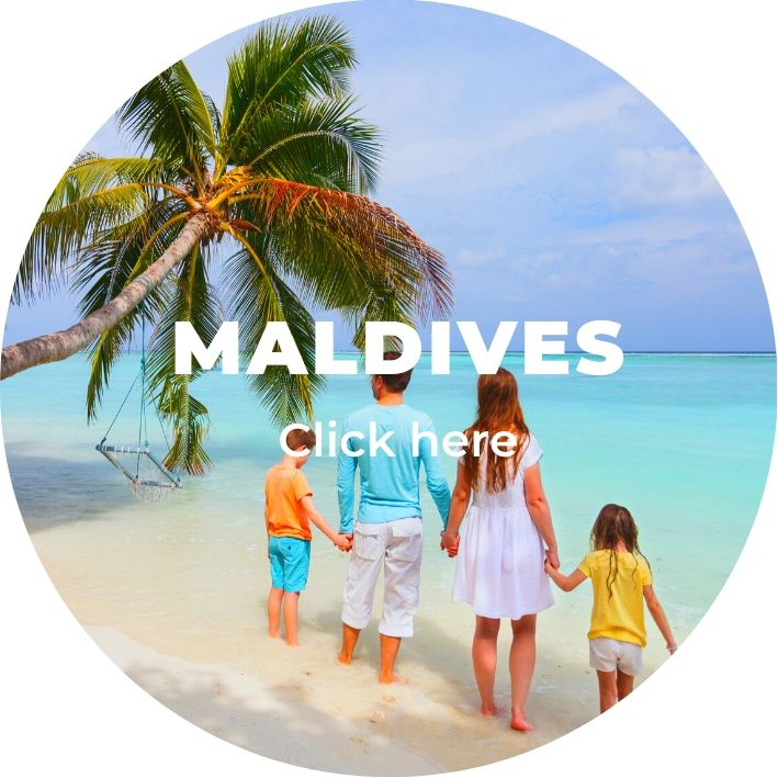 Maldives with children