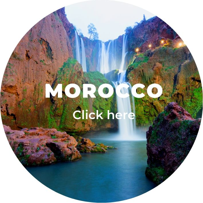 Morocco holiday with teens