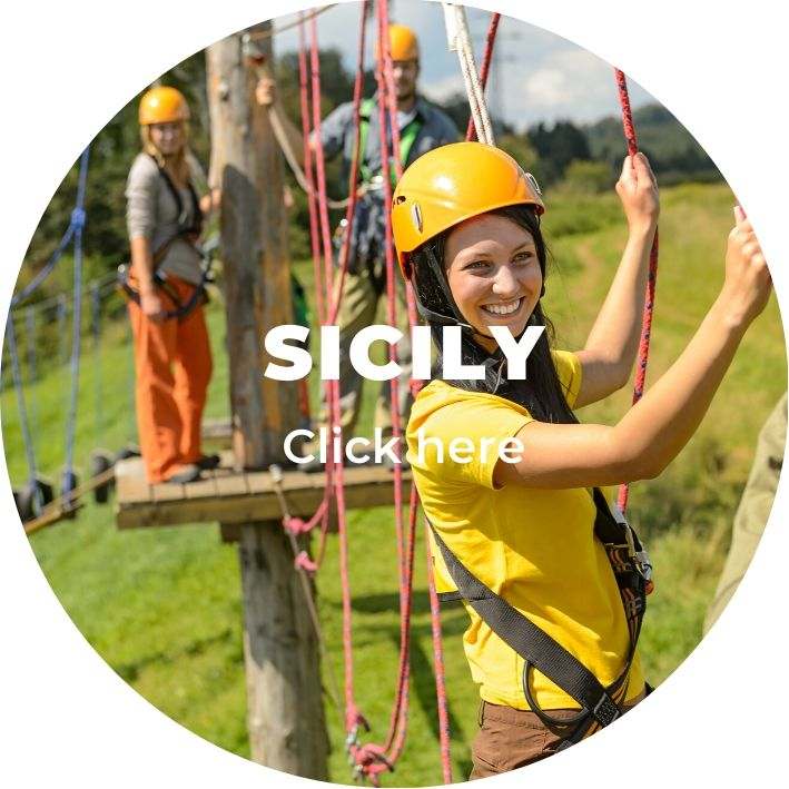 Weekend in Sicily at the adventure park