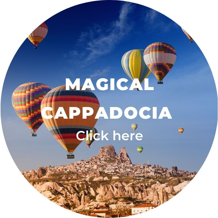 Cappadocia with travel agents from malta