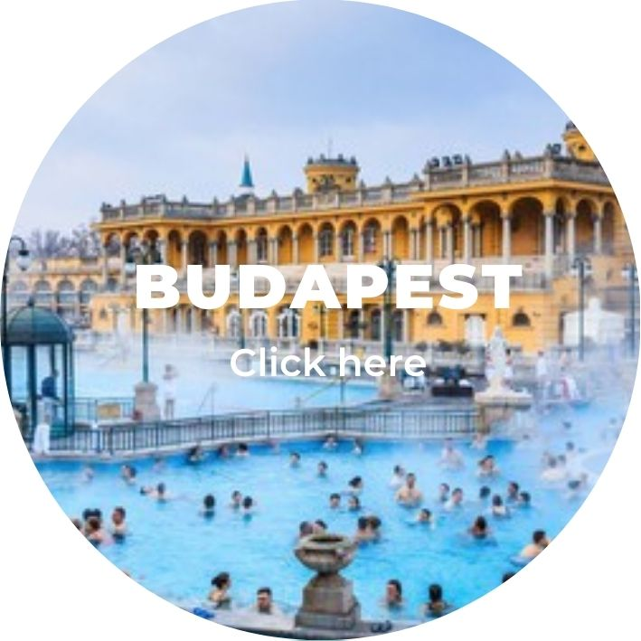 Budapest holiday relaxing