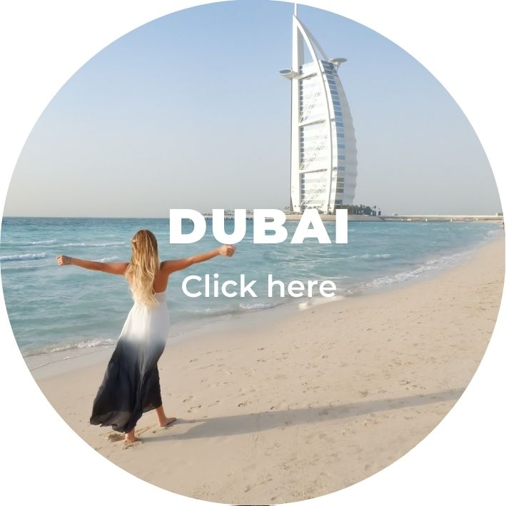Dubai holiday with friends