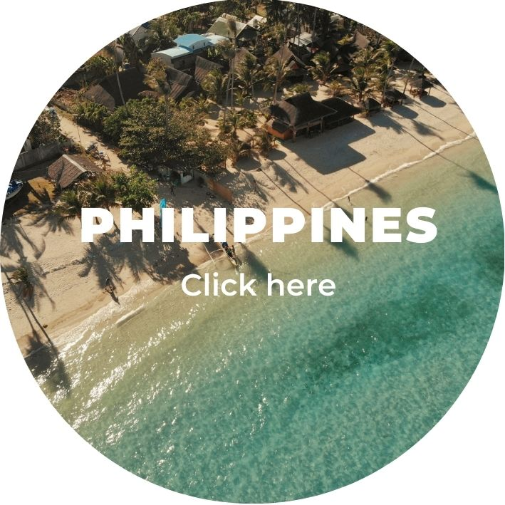 Romantc holiday in the Philippines