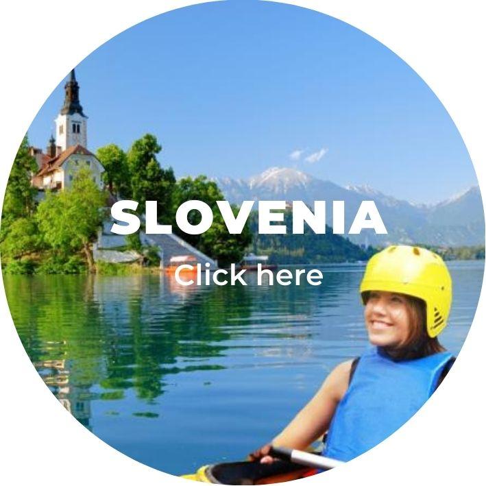 Slovenia with teens