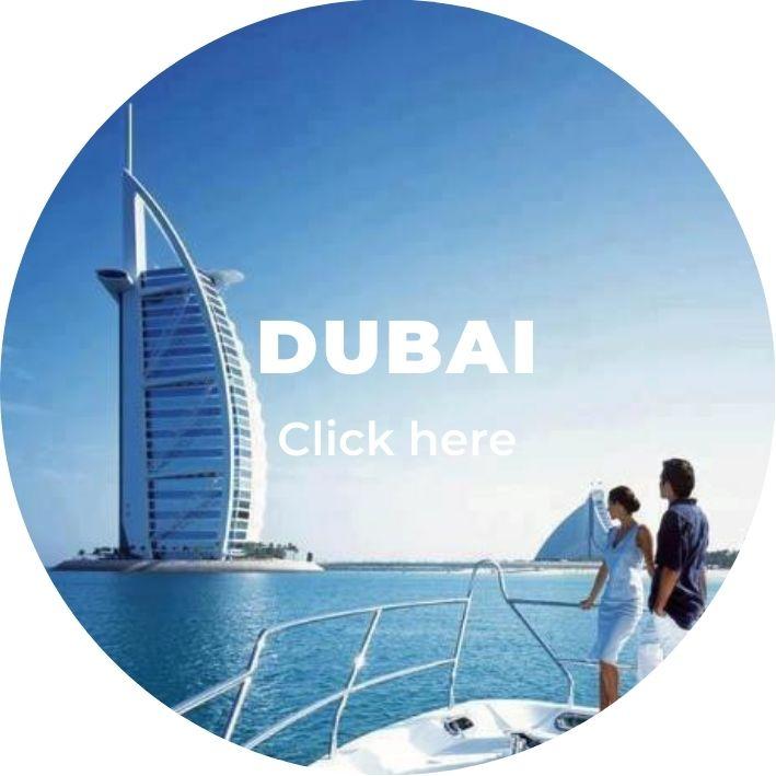 Romanic getaway in Dubai