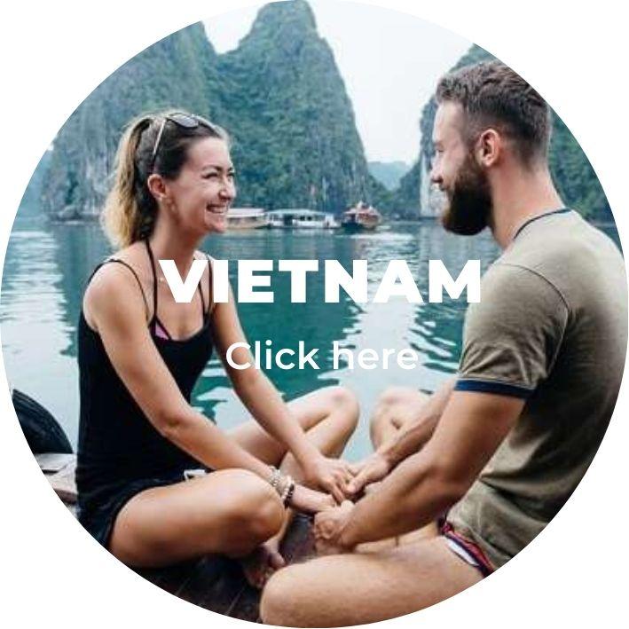 Romantic getaway in Vietnam